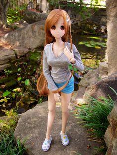 Mirai Suenaga Smart Doll by MoeTotoro