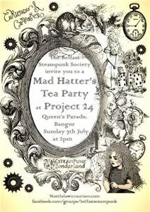 mad hatter tea party - Yahoo Image Search Results