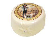 Die Käsemacher Waldviertler Hirtenkäse Klassisch (Vitis, Niederösterreich, Austria) -- sheep's milk
