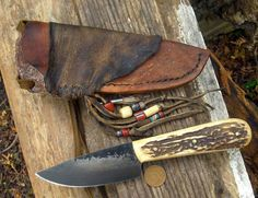 ML Knives | Frontier Hunter Skinner Neck Knife