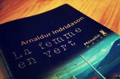 Roman policier La femme en vert d'Arnaldur Indridason