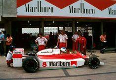 Patrick Tambay M28 McLaren 1978