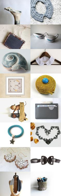 Eclectic Thursday by ctzekakis on Etsy--Pinned with TreasuryPin.com