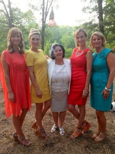 The Duck Dynasty Ladies - Miss Kay and Phil's vow renewal