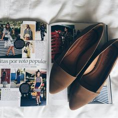 A blogueira @natigrazziotin amou nossa sapatilha! ❤ Ela é básica e confortável, perfeita pra usar no dia a dia. #universotok #tokshoes