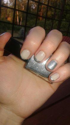 Molten metal nails