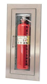 I want the fire extinguisher