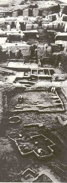 Eridu Excavations. Eridu is an ancient Sumerian city in what is now Tell Abu Shahrain, Iraq. It was long considered the earliest city in S Mesopotamia, and is still today argued to be the oldest city in the world. Located about 7.5-mi SW of Ur, Eridu was the southernmost of a conglomeration of cities that grew about temples. Eridu was founded ca 5400 BC, close to the Persian Gulf near the mouth of the Euphrates River