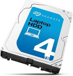 Seagate Laptop 2.5 inch HDD: 4TB (€ 220)