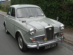 My father owned a Wolsey 1500 like this in the It had a ribbed leather rear seat and I think that the Wolsey badge on the radiator was illuminated. Classic Cars British, British Sports Cars, British Car, Old Fashioned Cars, Bmw Girl, Morris Minor, Triumph Motorcycles, Commercial Vehicle, Old Cars