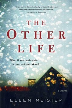 The Other Life...I already love this book and just started reading it tonight. Definitely thought provoking!