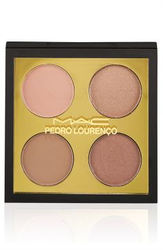MAC e Pedro Lourenço Limited Edition eyeshadows