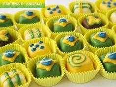 Doces em verde e amarelo para a Copa - Constance Zahn | Open House