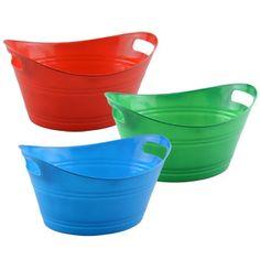 Bulk Mini Plastic Oval Storage Tubs At Dollartree Com