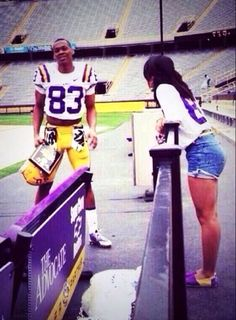 most common relationship goals football