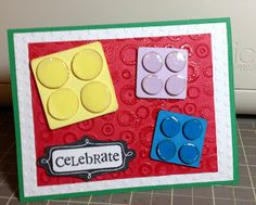 ~ Marilyn's Cricut Cards ~: Accent Essentials   --  CIRCLES & SQUARES  --  j