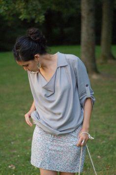 nice blouse from Fait Main
