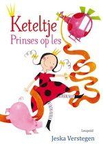 Keteltje: prinses op les