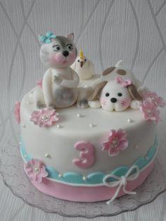 Dětské dorty - Úžasné dorty - Markéta Sukupová Let Them Eat Cake, Cakes, Party, Food, Cake Makers, Kuchen, Essen, Cake, Parties