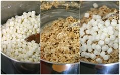 The Perfect Rice Krispie Treat Recipe - Cookies and Cups