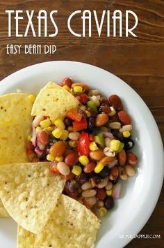 Brassy Apple: Easy Dip Recipe - Texas Cavier