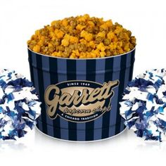 Garretts Popcorn!  Must get this overtime I go to Chicago! Yummy