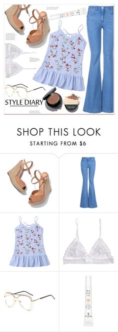 """""""style diary"""" by mycherryblossom ❤ liked on Polyvore featuring Schutz, STELLA McCARTNEY, Sisley and Giorgio Armani"""