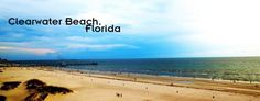 Clearwater Beach, Florida - a Family Day of Leisure