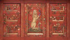 Gallery.ru / Фото #90 - Расписная мебель - Olgica