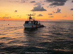 Night Dive time at #ScubaClubCozumel #CoralDiver #ScubaDiving