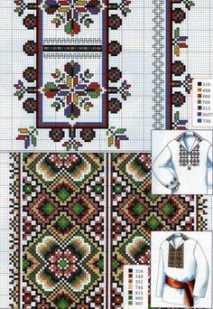 Just Cross Stitch, Cross Stitch Borders, Cross Stitch Flowers, Cross Stitch Charts, Cross Stitch Designs, Cross Stitching, Cross Stitch Embroidery, Hand Embroidery, Cross Stitch Patterns