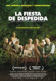 """Crítica de """"La fiesta de despedida"""":  http://esenciacine.com/ver-articulo.php?recordID=888"""