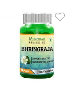 Buy Best Morpheme Remedies Bhringraja ( 500 mg), 60 veggie capsule(s) Hair Care, Remedies, Products, Home Remedies, Hair Care Tips, Hair Makeup, Gadget, Hair Treatments