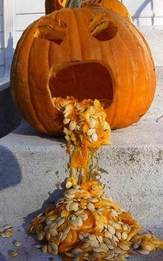 The Most Amazing And The Scariest Pumpkin Carvings Ever
