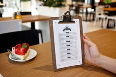 Restaurant menu 6 mockups by show it better on Creative Market