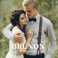 #Bowtie from #Brunon #Muszynski #Krakow for #groom, #wedding day