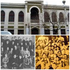 THE HERITAGE OF CHINESE JEWS IN HARBIN, CHINA The Jewish School in Harbin, China, where at its pick there were 23,000 Jews including the grandparents of former Israeli Prime Minster Ehud Olmert As it looks today and with memories of students who studied there