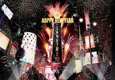 Ano novo em Nova York
