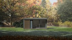 British company Pod Space's prefab pop up pods add sustainable garden offices and studio escapes just about anywhere.