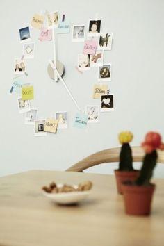 20 Diy Wall Clock Ideas