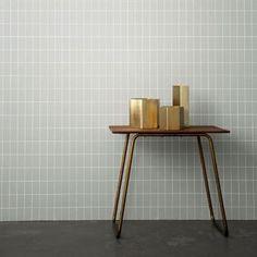 Hexagon vase - Ferm Living