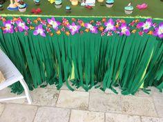 Moana birthday party  | CatchMyParty.com