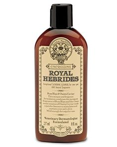 Royal Hebrides 8oz - An Energizing Blend of Rose Hips & Osetra Caviar - Pet Shampoo and Conditioner - By Gordon Macintyre *** Details can be found by clicking on the image.