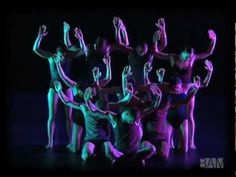 Batsheva Dance Company in MAX, choreography by Ohad Naharin.