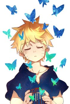 /Uzumaki Naruto/ would love to do this one. the wind song is one of my faverote naruto songs.