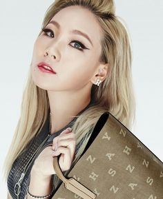 #CL #ygfamily #yg2ne1 #ygCL #SouthKorea #Singer #rapper #beautiful #fashion #eyes #face #magazine #hazzy #accesories