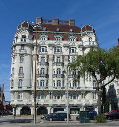 1910 Hotel Esplanade, Stockholm