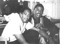 Sam Cooke & Little Richard