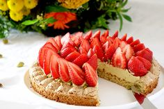 Tip Top, French Patisserie, Pavlova, Allrecipes, Macarons, Food Inspiration, Sweet Recipes, Cooking Tips, Cheesecake
