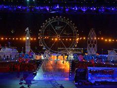 Olympics Closing Ceremony London 2012